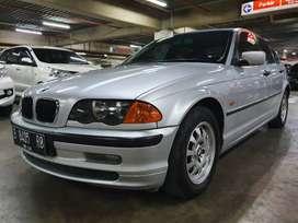BMW 318i M43 2001 KM70rb Fulloriginal Tangan Pertama Antik Istimewa
