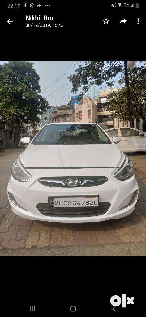Hyundai Fluidic Verna 1.6 CRDi SX Automatic, 2014, Diesel 0