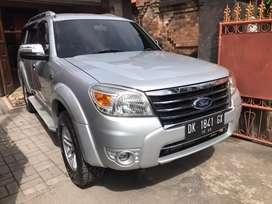 Ford Everest 2.5 XLT MT Diesel 2011