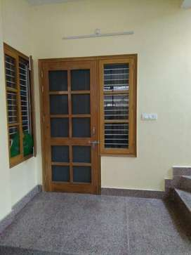 2BHK with car parking