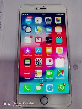 Scratchless Apple Iphone 6Plus 64GB