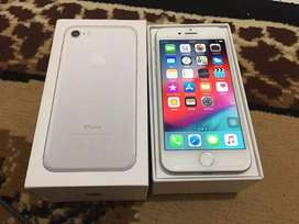 Iphone 7 128GB Silver Fullset