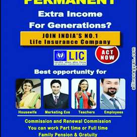 Career in LIC as Adviser and Turn ur Dream into Reality