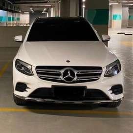 2018 Mercedes-Benz GLC200 AMG [15000 KM]