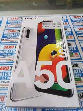 Samsung Galaxy A50s, 6+128GB, White