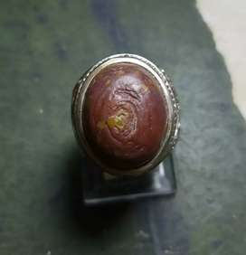 Cincin Batu Akik Jamal Nong Marong Madura