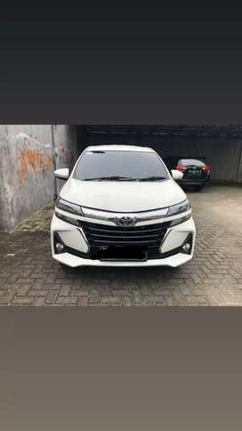 All new Toyota Avanza 2019 type G/M