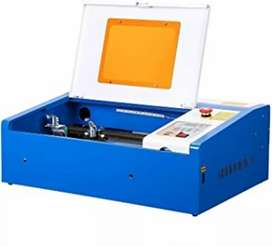 Engrave with cutting machine