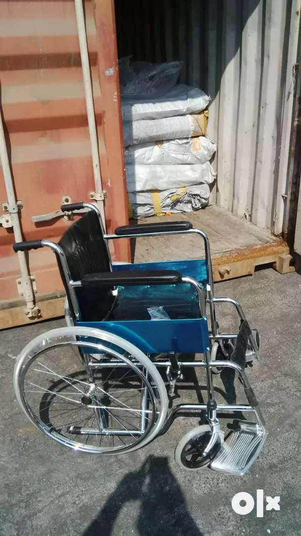 Wheel Chair Imported Brand New 0