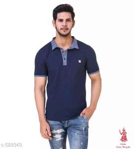 Men's Cotton polo T-shirts