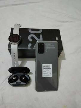 Samsung S20 Plus only 20 days used (8/128)