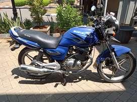 Jual Suzuki Thunder 2007