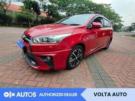 [OLX Autos] Toyota Yaris 2017 1.5 TRD Sportivo A/T Merah #Volta Auto