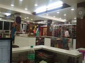 Need sales girl for retail garment store @ Madipakkam.