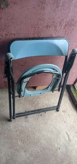 Commode chair surgical
