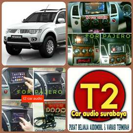 VIRAL 2DIN FOR PAJERO ANDROIDLINK 7INC FULL HD+CAMERA HD MUMER GROSIR