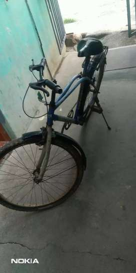 Old model cycle in good condition