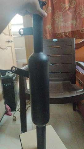 Indore Black silencer