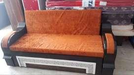 brand new stylish sofa cum bed