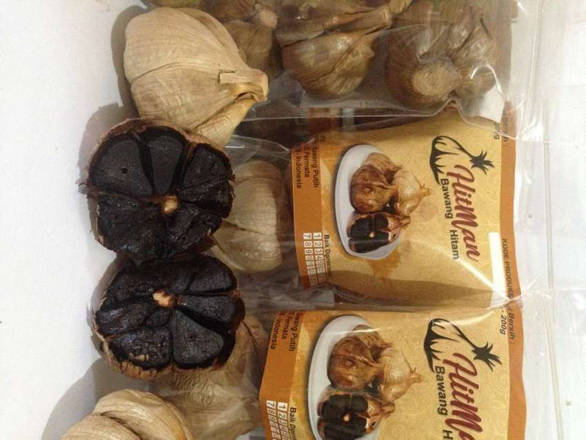 Black Garlic Bawang Hitam Surabaya 0