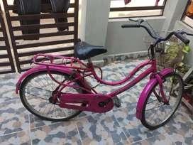 अच्छी स्थिति की साइकिल