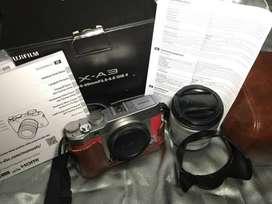 Fujifilm XA3 full set (Nov2019)