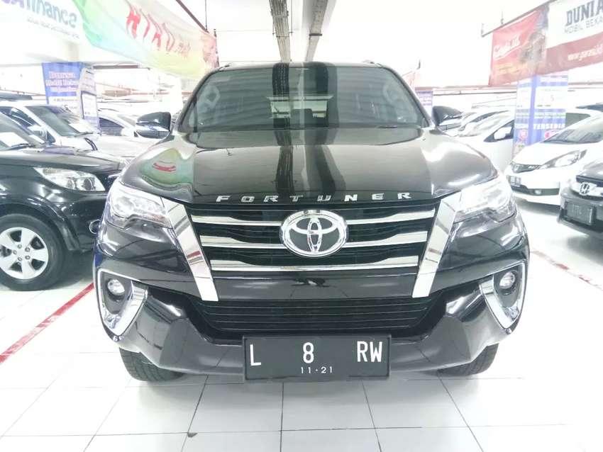Toyota FORTUNER VRZ MATIC 2016 Siap Luar Kota 0