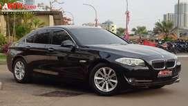 BMW F10 520i Luxury 2013 Like  Record Resmi Perfect!!!
