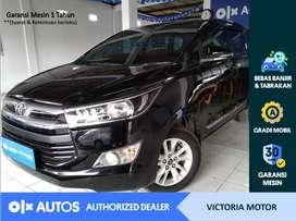[OLXAutos] Toyota Innova 2018 2.4 G Luxury AT Automatic Diesel Hitam