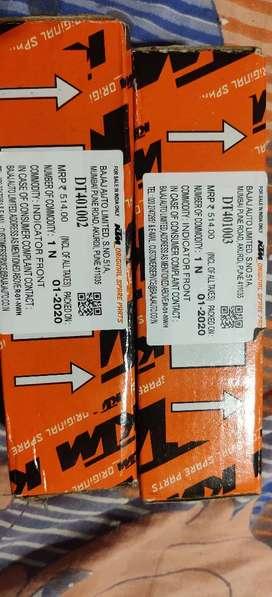 KTM 200/250/390 FRONT INDICATORS