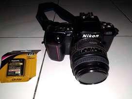 Jual Kamera Nikon N6006 plus Lensa Sigma Auto Focus
