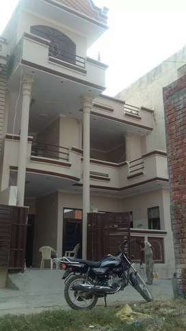 V nice house