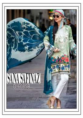 Ladies suits stitched available