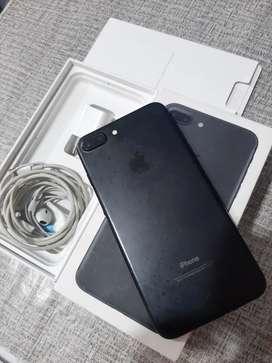 jual iphone 7+ 128 inter bisa tt mulus