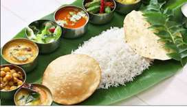 indian ,chainiz ,tandoor,south indian cook/chef chahiyee