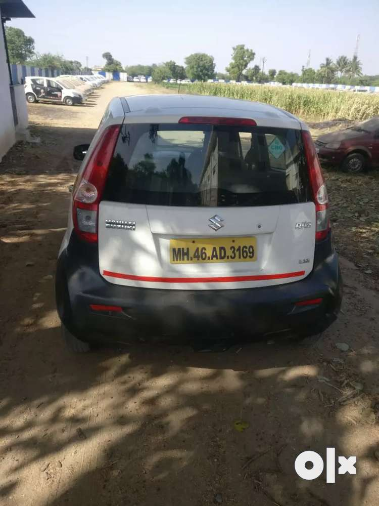 Maruti Ritz CNG on daily rent 700/-