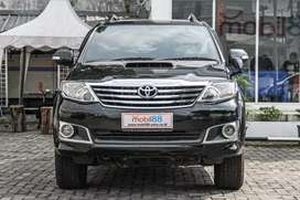 Fortuner G Diesel Matic Th 2013 TDP 50 Juta