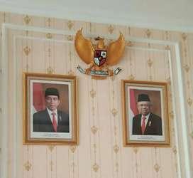 Jual frame bingkai pigura foto presiden