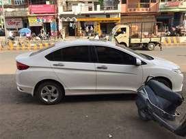 Honda City Top End Model With Sunroof