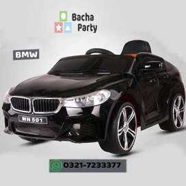 BMW 501 - Kids Rechargeable Car