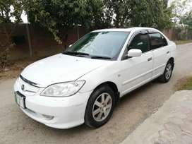Honda Civic neat Nd Clean condition