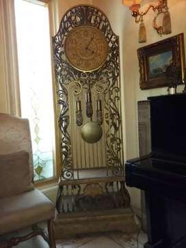 Jam Ridgeway Grandfather Clock