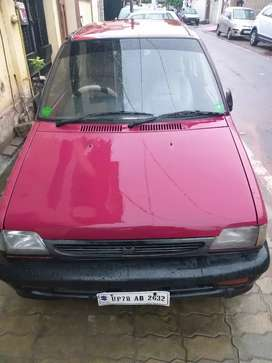 Maruti 800 Well maintained with All new tyre and tube