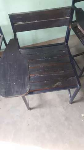 College Chairs are available about 6 month used