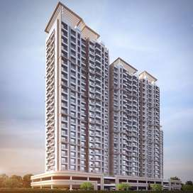 $Unfurnished@ 1 BHK @  Flat for Sale located In Mira Road, Mumbai.%