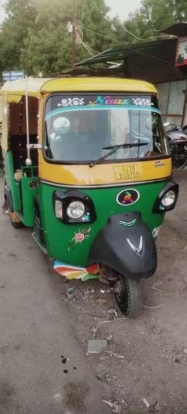 New Atul Rickshaw