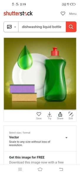 Clinsure liquid soap manufacturing