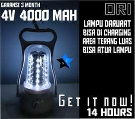 Lampu Darurat LED Bisa Cas