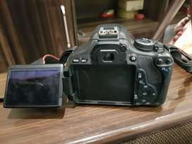 Canon 600D 10/10 With 18-55mm & 50mm