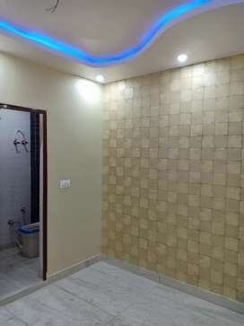 450 SQ ft 1bhk flat with 90% loan facility in uttam nagar new flat